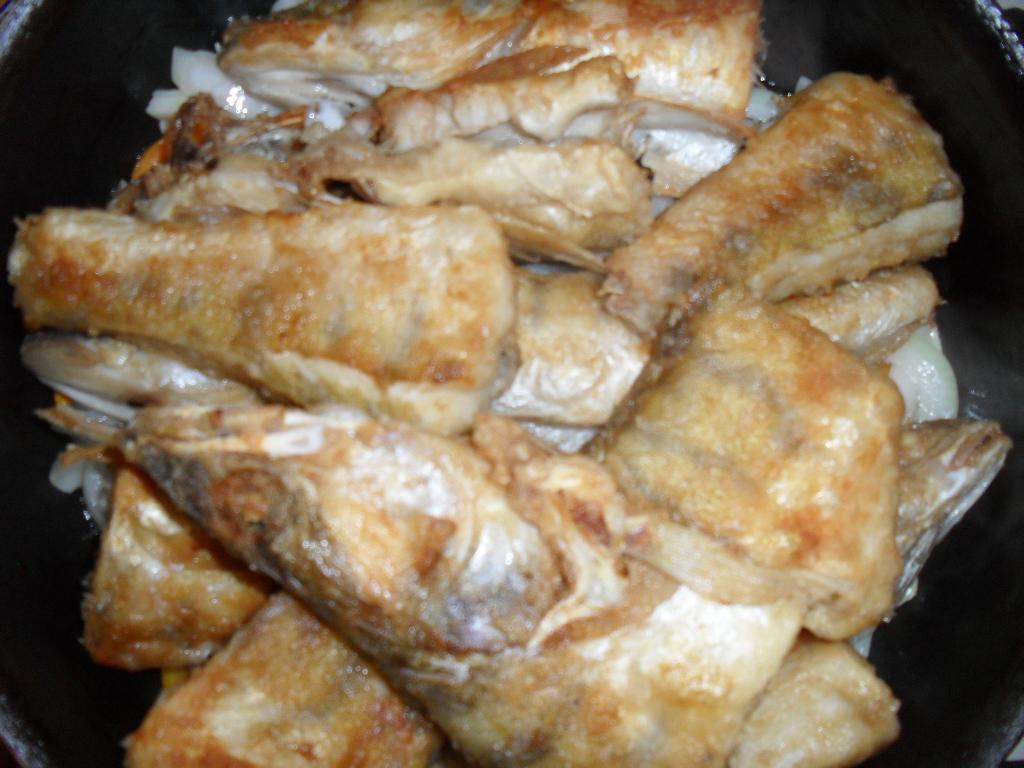 судак жареный на сковороде рецепт с фото
