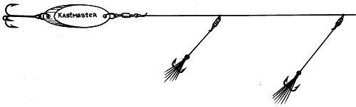 ловля жереха на спиннинг оснастка