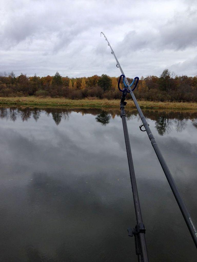 Рыбалка река тархановка
